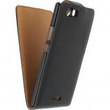 Afbeelding van Xccess Flip Case Sony Xperia C3 Black