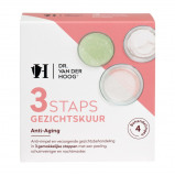 Afbeelding van Dr. Van Der Hoog 3staps gezichtskuur anti aging 3st