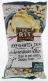 Afbeelding van De Rit Kikkererwtenchips Zeezout, 75 gram