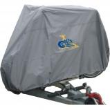 Afbeelding van Defa fietshoes Bike Cover dissel grijs