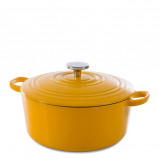 Afbeelding van BK Bourgogne Braadpan 28 cm Sunset Yellow pan