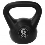 Afbeelding van Tunturi PVC Kettle Bell Kettlebell 6 kg