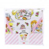 Afbeelding van Blond Amsterdam keukenschort Even bijkletsen