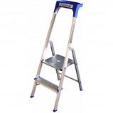 Afbeelding van Alumexx Eco 2 treeds ladder