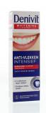 Afbeelding van Denivit Tandpasta Anti stain Intense Teeth Whitening (50ml)