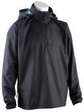 Image of 0059 Waterproof Quarter Zip Jacket Black