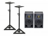 Abbildung von ADAM A3X Paar + Monitorständer
