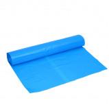 Afbeelding van Afvalzakken 80x110cm 25mu blauw