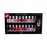 Zdjęcie 2K Let's Get Colourful! zestaw Lakier do paznokci 19 x 3,5 ml dla kobiet Bez brokatu