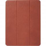 Afbeelding van Decoded Leather Slim Cover 12.9'' iPad Pro (2018) Book Case Bruin