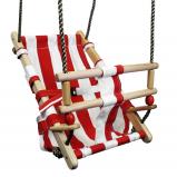 Abbildung von Fatmoose Babyschaukel und Kinderschaukel BeachCruiser
