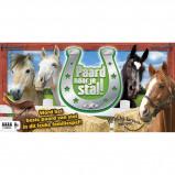 Imagem de Red Horse Board Game Paard naar je Stal White