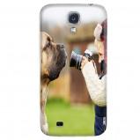 Abbildung von Samsung Galaxy S4 Hard Case Handyhülle Selbst Gestalten
