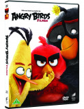 Image of Angry Birds The Movie DVD