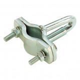 Afbeelding van Carpoint hulpkoppeling met veer staal zilver