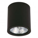 Afbeelding van Albert Leuchten gavino opbouw plafondspot voor buiten in zwart, gietaluminium, E27, 75 W, energie efficiëntie: A++, H: 12 cm