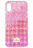 Afbeelding van Swarovski 5449510 Telefoonhoes met Bumper High Love Pink iPhone* X/XS