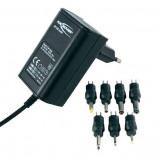 Afbeelding van Ansmann Elektrische voeding universeel APS 600 zwart 7,2 W 1201 0000
