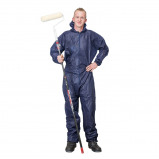 Image of Coverall nonwoven L-XL blue