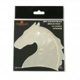 Imagem de Pfiff Reflective Sticker Horse Head