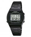 Afbeelding van Casio Collection B640WB 1AEF Digitaal horloge Classic horloges Zwart