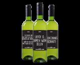 Afbeelding van #Darum Wijnpakket Wit (3 flessen)
