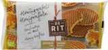 Afbeelding van De Rit Honingwafels Biologisch 175GR
