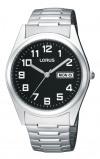 Afbeelding van Lorus herenhorloge RXN13CX9 horloge Zilverkleur,Zwart
