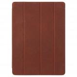 Afbeelding van Decoded Leather Slim Cover iPad Pro 12,9 Inch Bruin tablet hoesje
