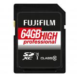 Afbeelding van Fujifilm 64GB SDXC High Professional UHS I U1 Class 10 90MB/s