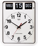Image of Balance Time Calendar wall clock