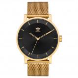 Afbeelding van Adidas District Goudkleurig horloge Z04 1604 00