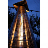 Afbeelding van Azalp Flame Heater RVS