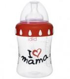 Afbeelding van Bibi Happiness fles 120 ml papa is the best