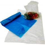Afbeelding van Paardekooper zak, Vlakke LDPE, 60x80cm, 70my, transparant