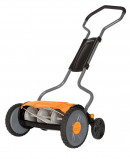 Image of Fiskars StaySharp plus cage mower
