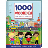 Afbeelding van 1000 Woorden Nederlands Engels