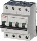 Billede af Aeg Automatsikring C 40a 3p+n 10ka, 4 Modul