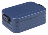 Afbeelding van Mepal Lunchbox Take a break midi Nordic denim Mepal Ellipse Artikelen