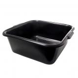 Afbeelding van Kreuwel opvangbak voor vloeistoffen 9 liter zwart