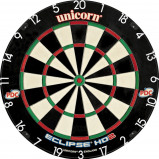 Afbeelding van Unicorn dartbord Eclipse HD2 TV Edition Bristle 45,7 cm