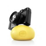 Afbeelding van Ballpod 8cm geel
