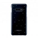 Afbeelding van Samsung Galaxy S10e LED Cover Back Zwart telefoonhoesje