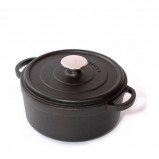 Afbeelding van Cuisinova braadpan ø 24cm (Kleur: zwart)