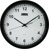 Image of Balance Time Delta wall clock (Colour: black)