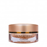 Afbeelding van Coverderm Classic Concealer Foundation Color 0 Make up