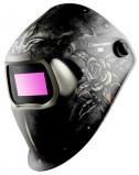 Afbeelding van 3M 751820. Speedglas 100 Steel Rose met lasfilter 100V ADF kleur 8 12