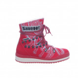 Image of Snoboot Mutant low Tattoo basic red