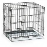 Afbeelding van Beeztees Hondenbench Zwart 63x55x61cm