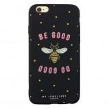 Afbeelding van Be Good Do Case Black iPhone